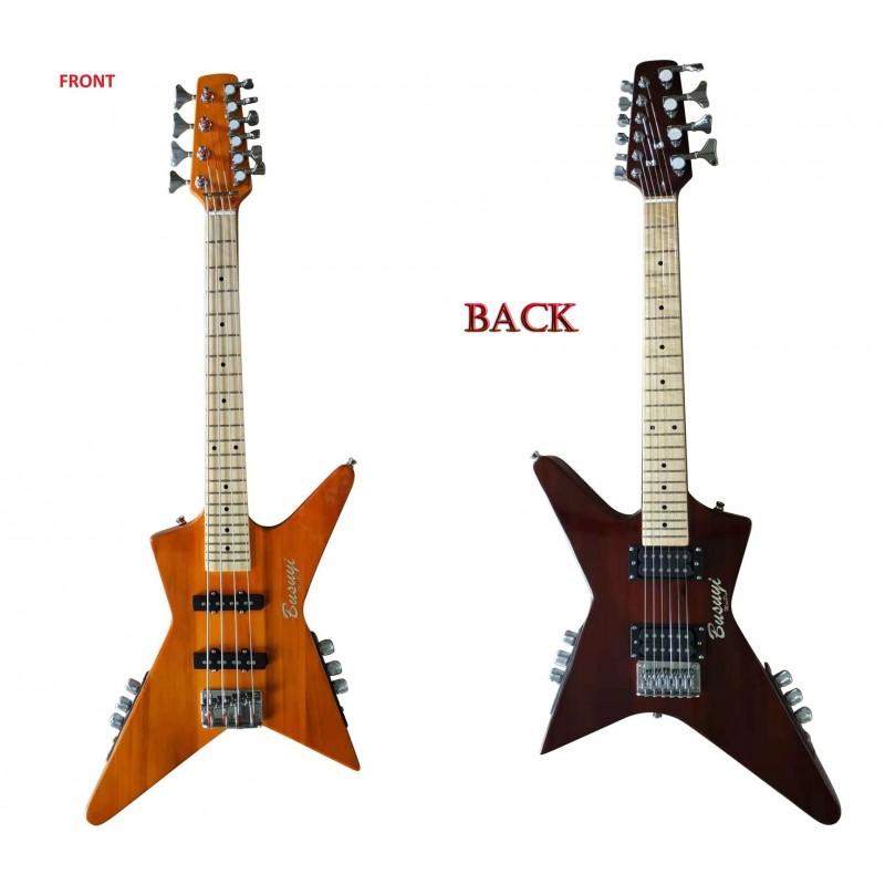 4 String Bass/ 6 String Lead Busuyi Guitar Right