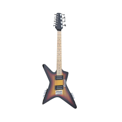 4 String Bass/ 6 String Lead Busuyi Guitar Right
