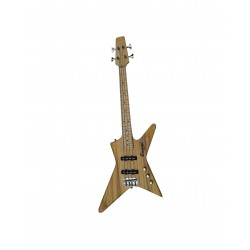 4 String Short Scale Bolt On Bass Busuyi Guitar Right