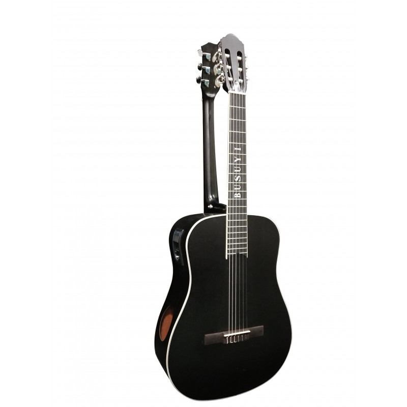 6 String Classical/ 6 String Acoustic/Electric Busuyi Guitar with XLR Input