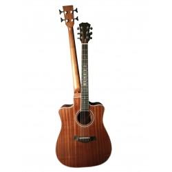 4 String Bass/ 6 String Lead Headless Busuyi Guitar